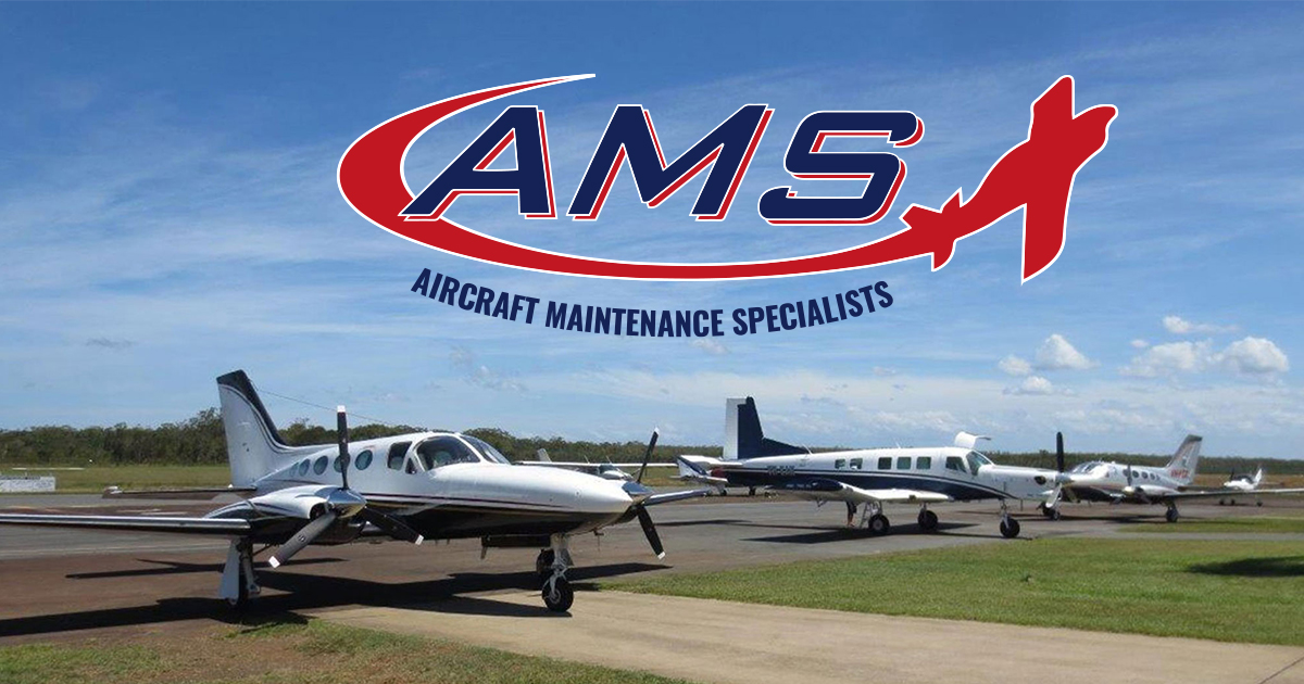 AMS Services | Aircraft Maintenance Specialists Sunshine Coast
