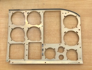 Panel Assy, LH - Removeable